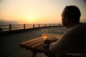 Sonnenuntergang auf El Hierro