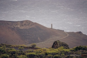 durch die Mittagssonne wandern wir zum Faro de Orchilla | El Hierro | (c) die Mittreisenden