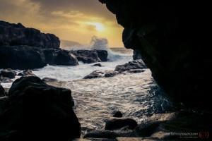 Höhle bei Las Puntas / El Hierro