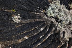 Lavafelder auf El Hierro