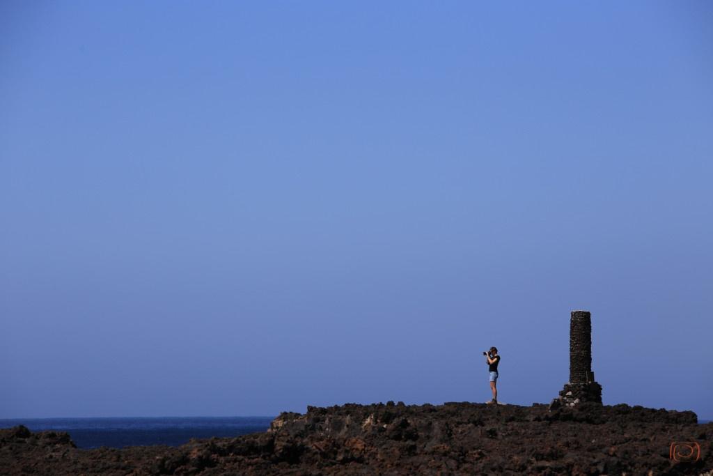 am Faro de Orchilla   #El Hierro