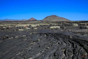 El Hierro: Lavafelder