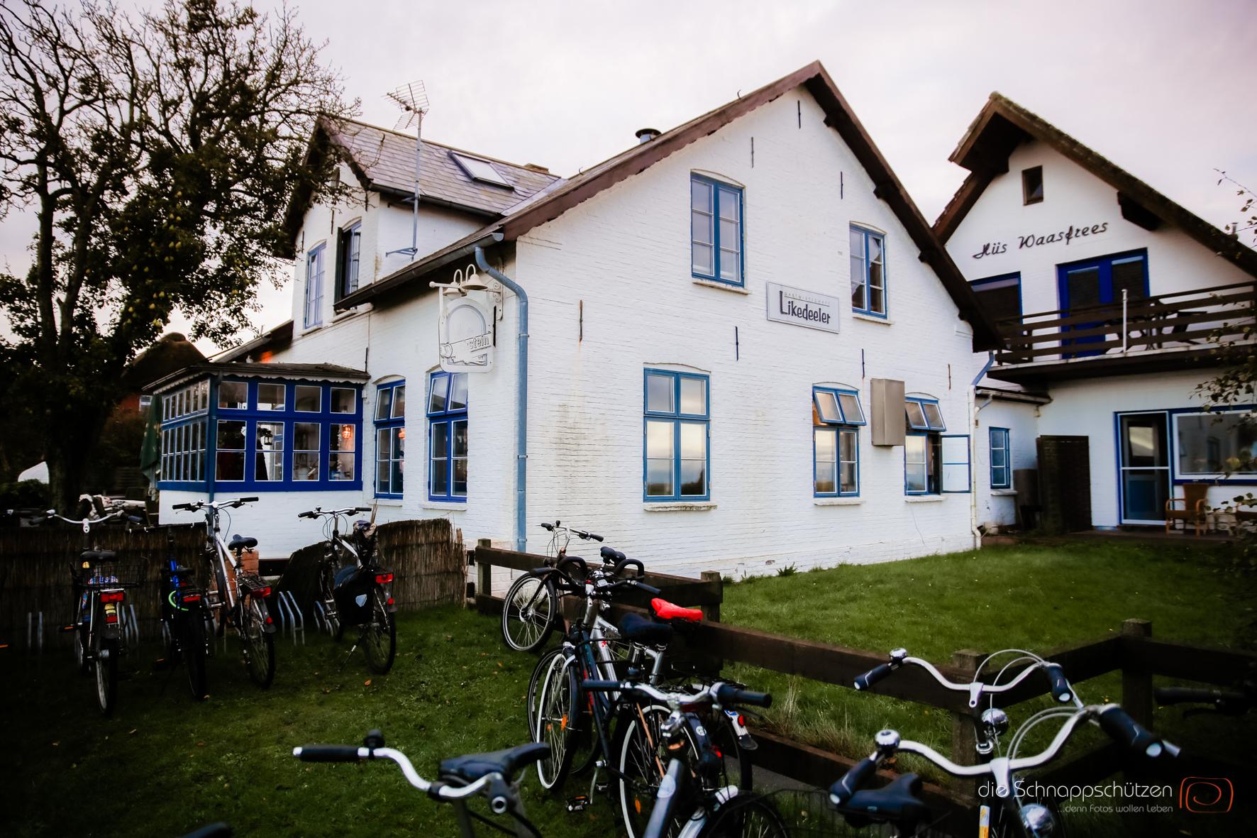 Restaurant Likedeeler auf Amrum