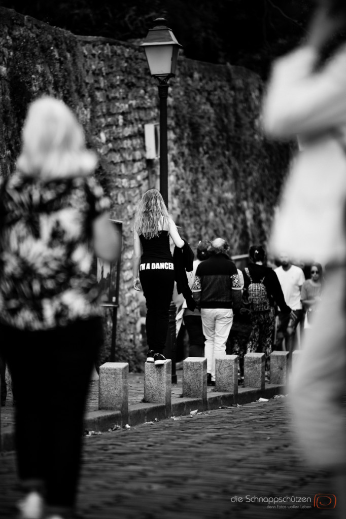 Street Photography in Paris