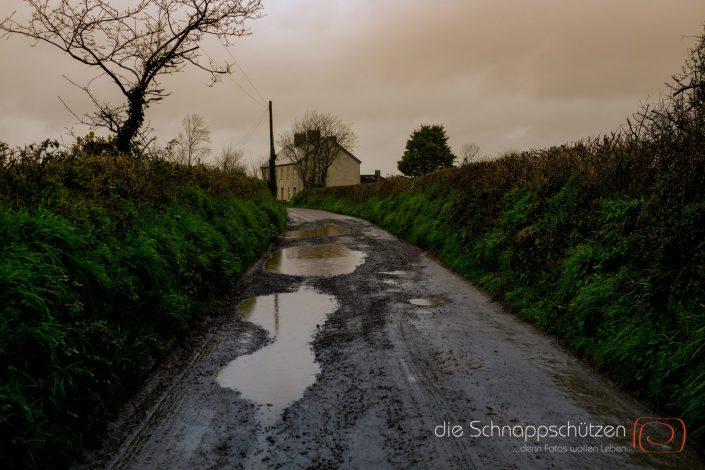 Regen in Cornwall