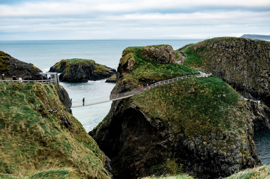 rope bridge nordirland