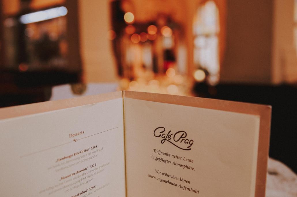 Cafe Prag in Schwerin