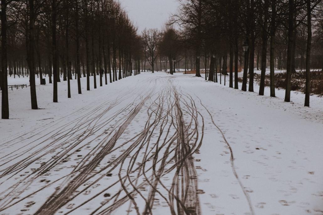 Schlosspark in Schwerin