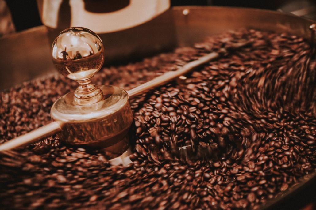 Kaffeerösterei in Schwerin