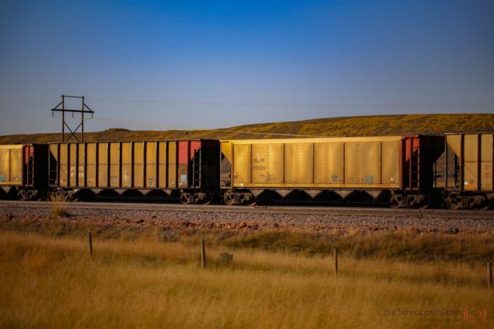 Kohleabbau Wyoming