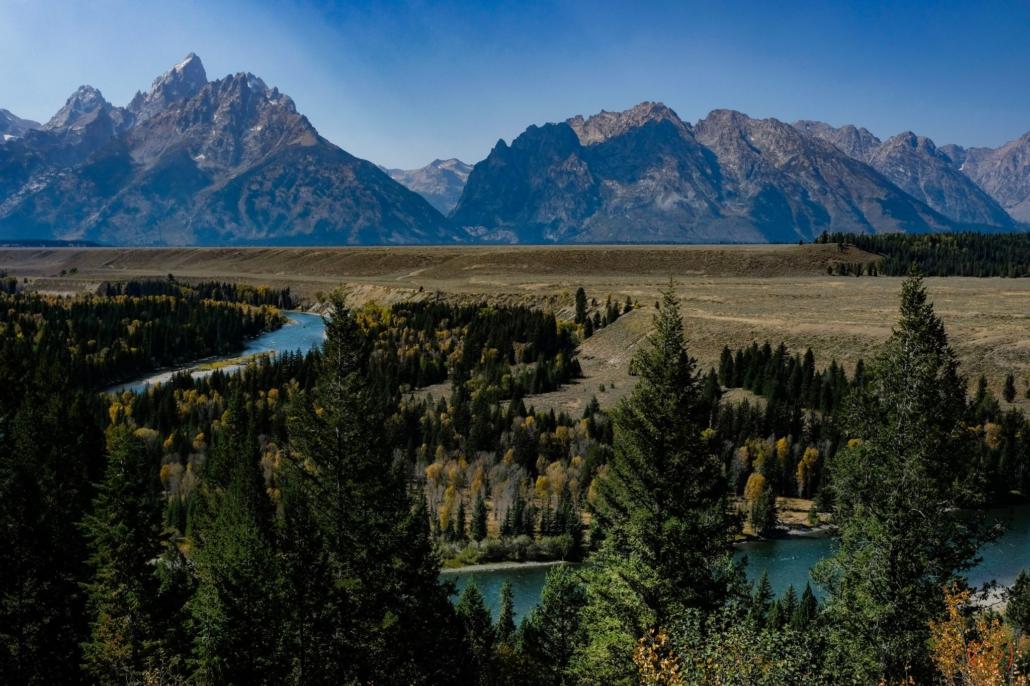 Grand Teton -Snake River
