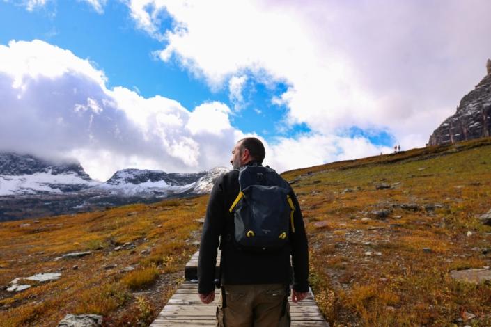 Hidden Lake, Glacier National Park